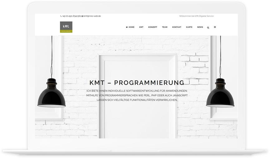kMt-Programmierung-Homepage